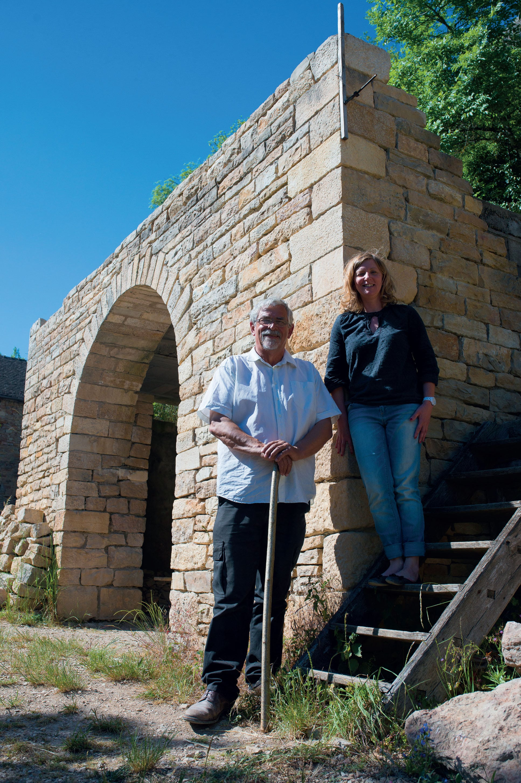 Saint-Romain et ses bénévoles de l'histoire rurale