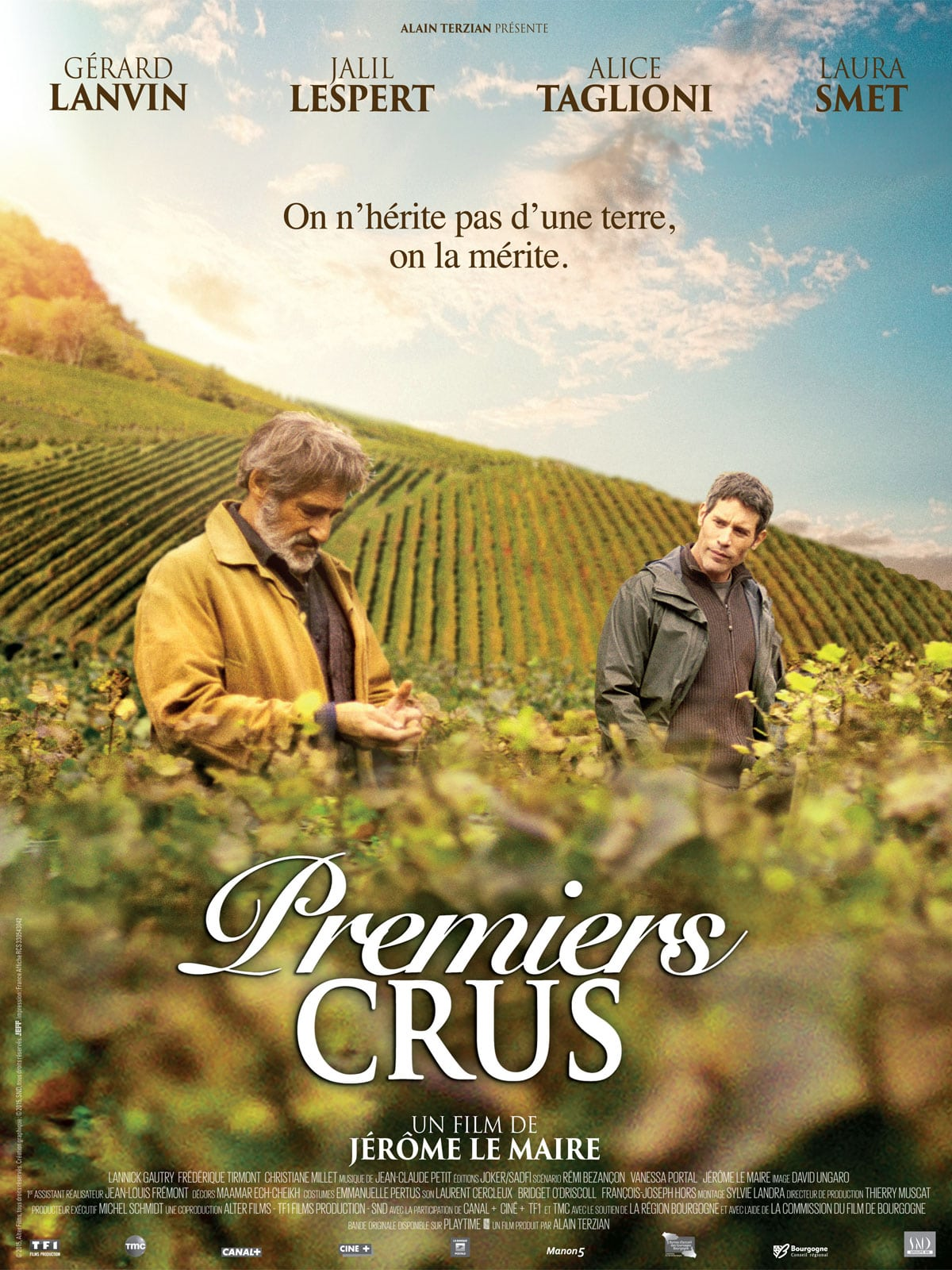 Cinéma: en attendant de déguster «Premiers crus»…