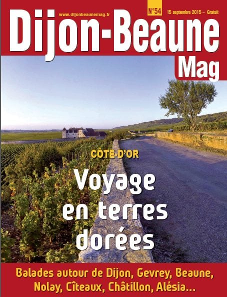 Dijon-Beaune Mag se paie un voyage en terres dorées