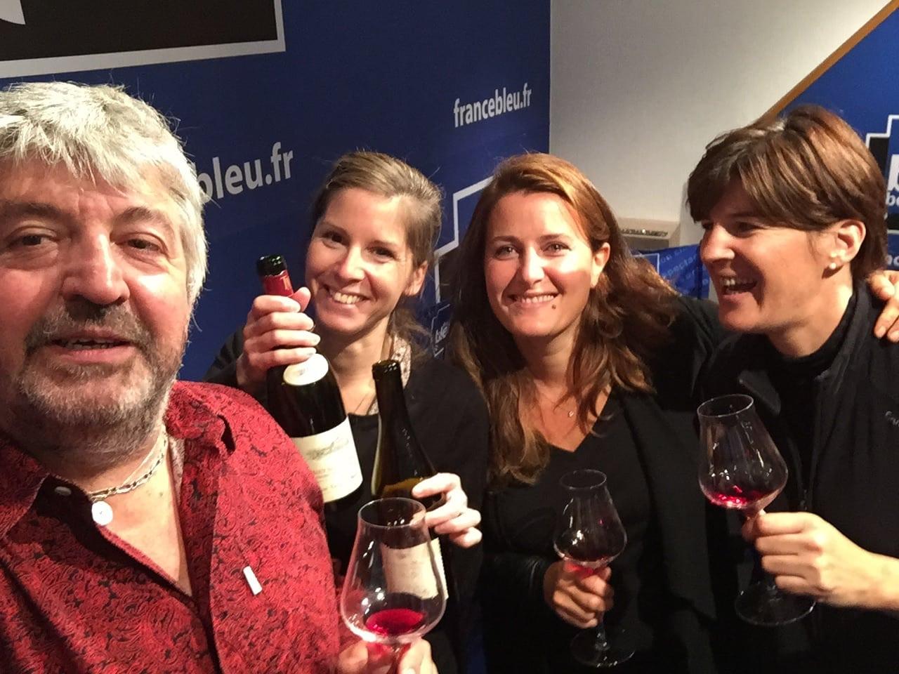 Sur France Bleu Bourgogne: bourrues, charmantes et efficaces