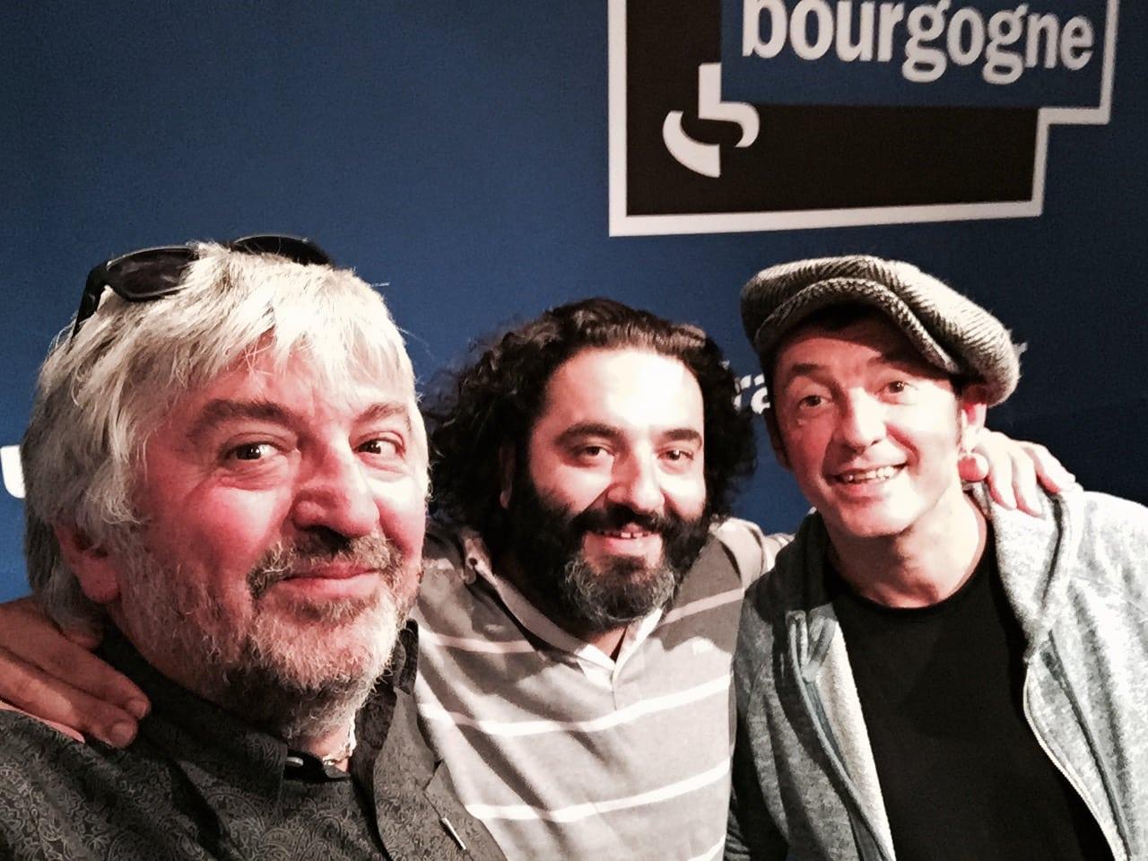 Jamait, plus «bourru» que jamais sur France Bleu