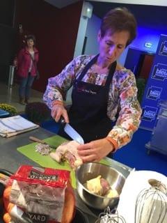 Cet après-midi à Nuits-Saint-Georges, le vin bourru célèbre la cuisine de foyer