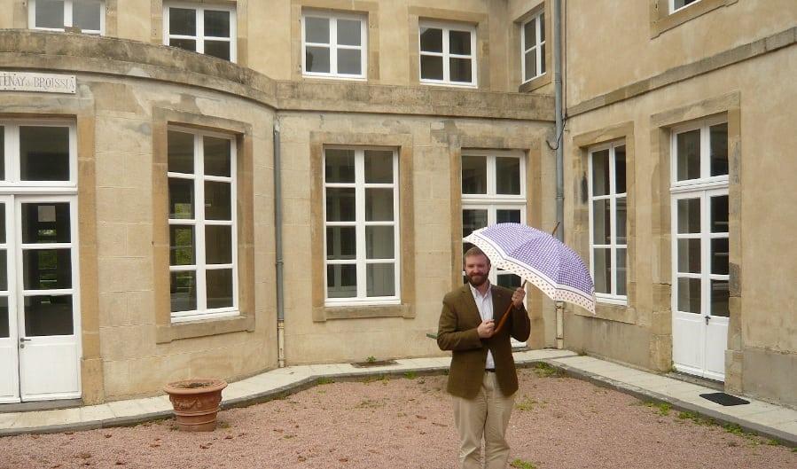Autun retrouve Neyrat et ses parapluies