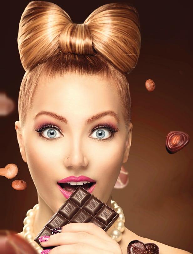 Y'a Beaune chocolat, le plus croquant des salons