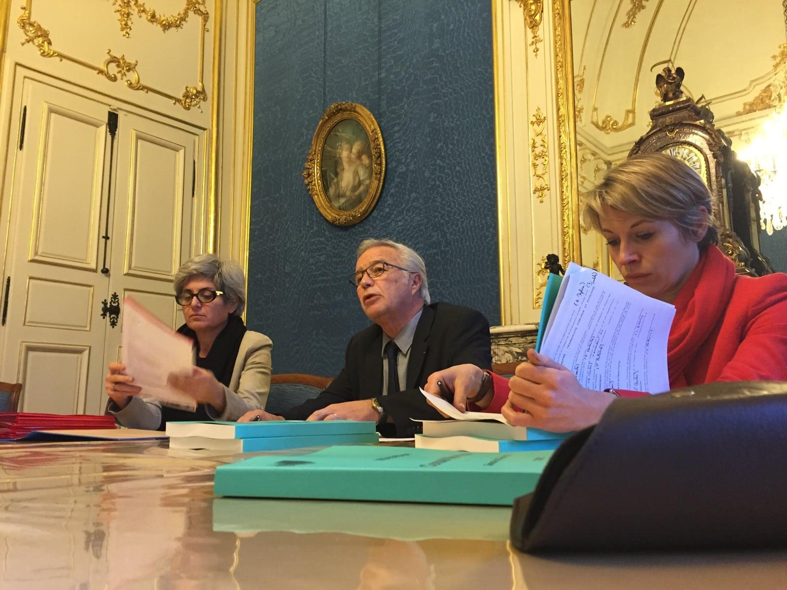 Dijon désamiante son projet de Cité de la Gastronomie