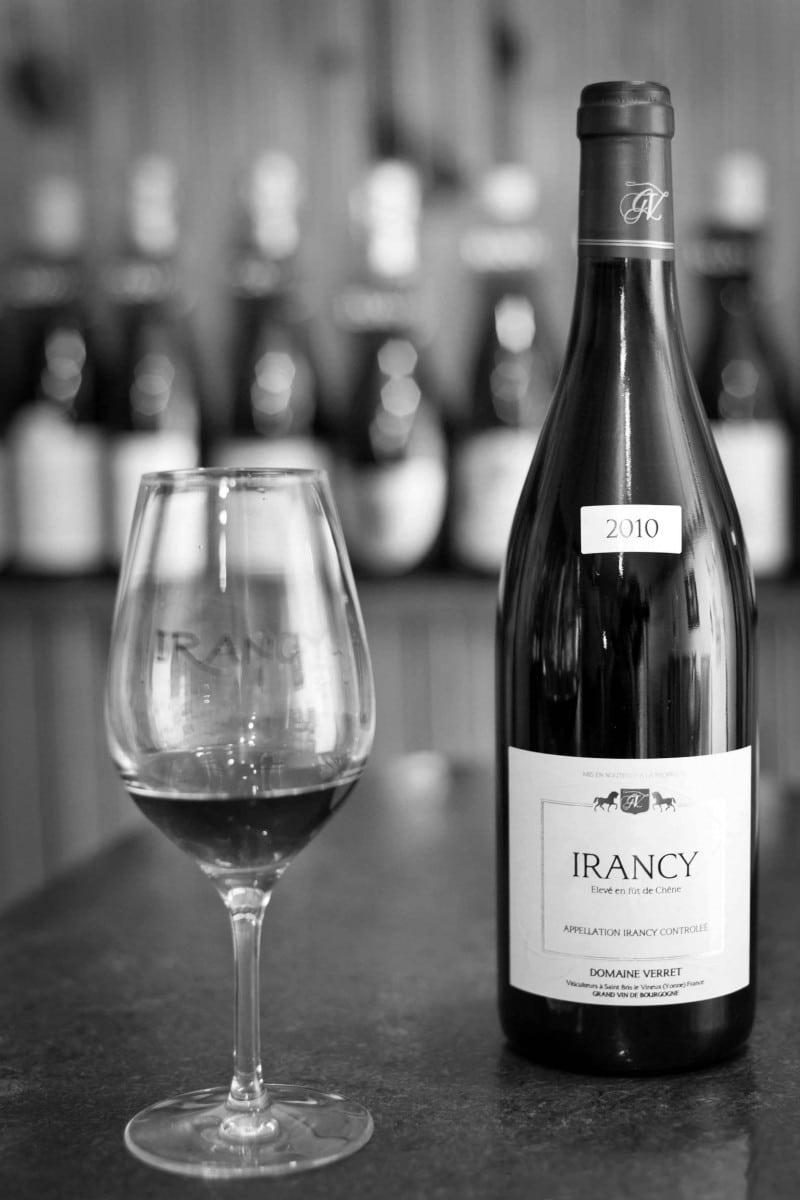 Irancy, perle rouge des vins de l'Yonne