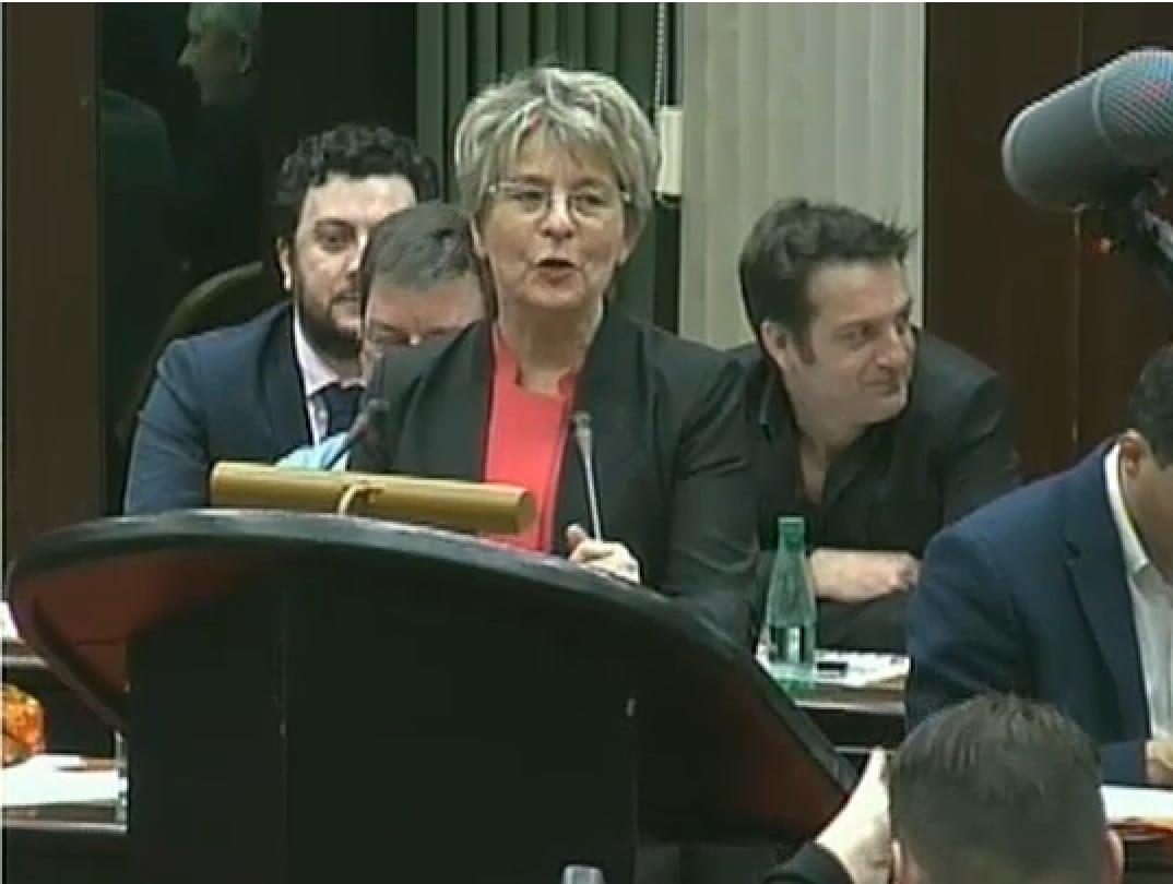 Marie-Guite Dufay nouvelle présidente de la Bourgogne/Franche-Comté