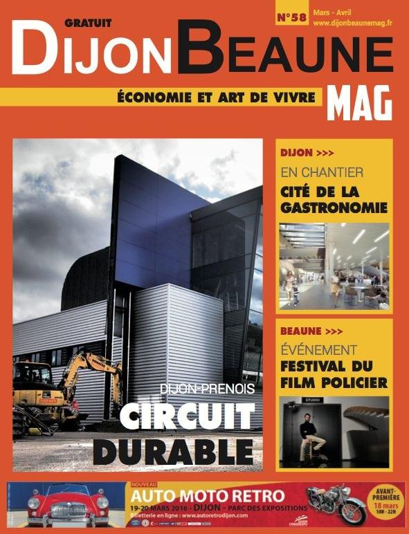 Dijon-Beaune Mag 58: le pourquoi du comment d'une nouvelle formule