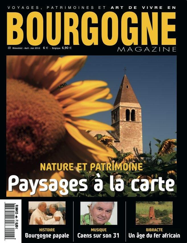 Bourgogne Magazine s'ouvre à l'est
