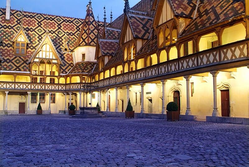 Beaune, ville la plus fliquée de France?
