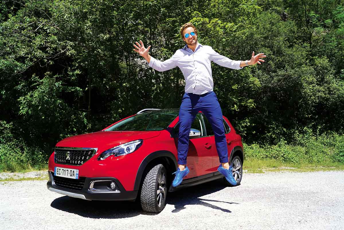 Charles Rozoy, l'homme de Rio et de Peugeot
