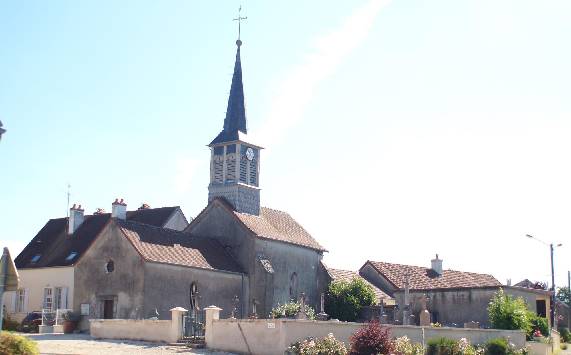 Le crowdfunding sauvera-t-il l'église de Trochères?