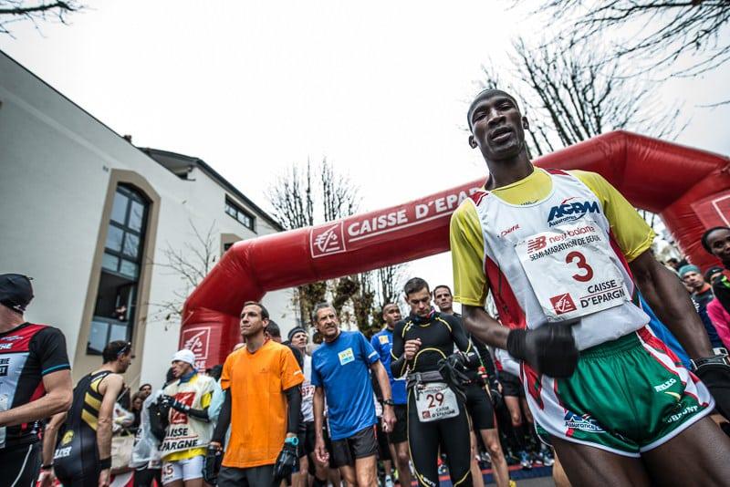 Le semi-marathon de Beaune en pratique