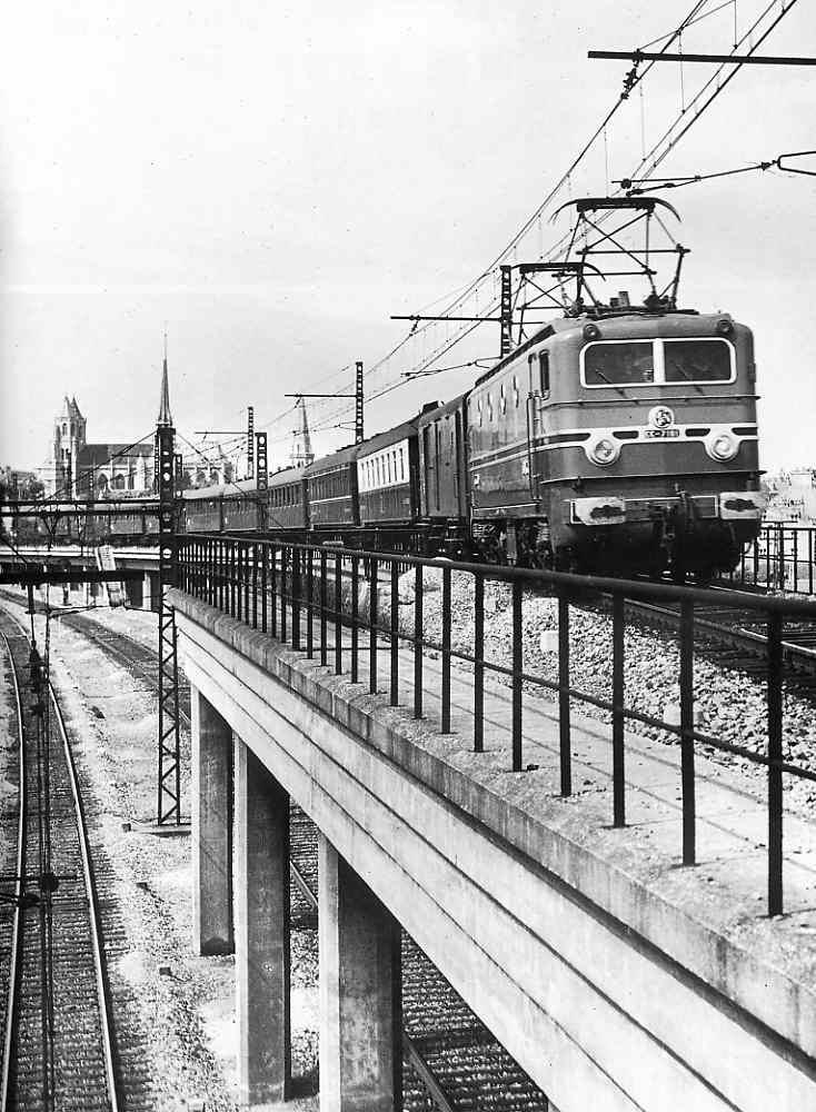 Fête du train : Dijon, 2 minutes d'arrêt!