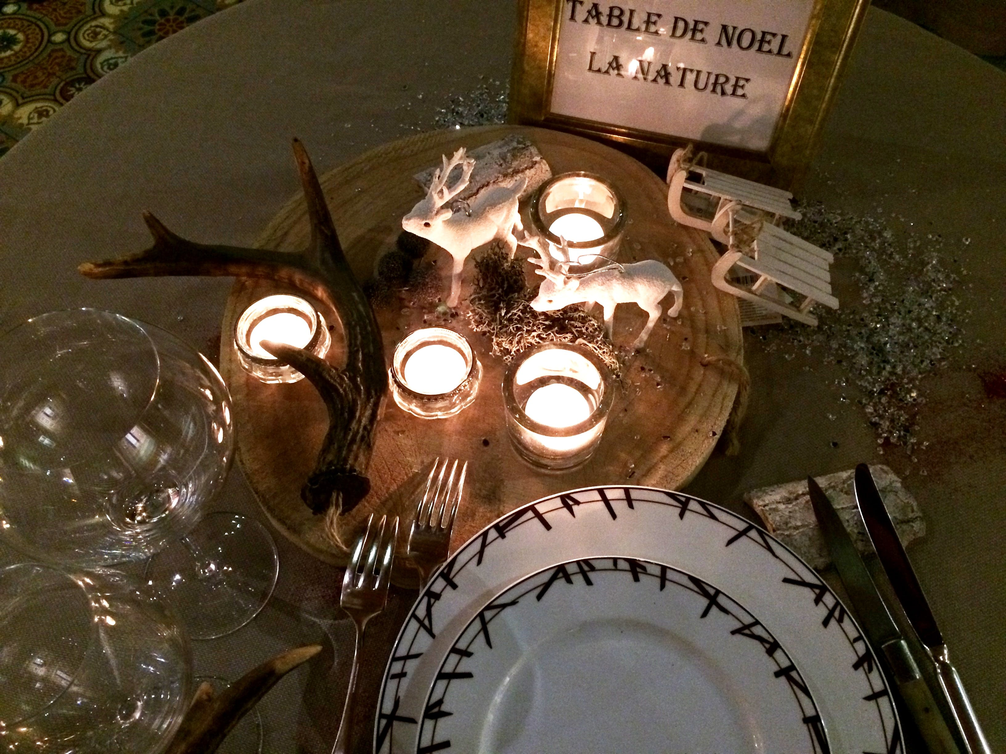Fêtes : l'art et la manière de dresser sa table