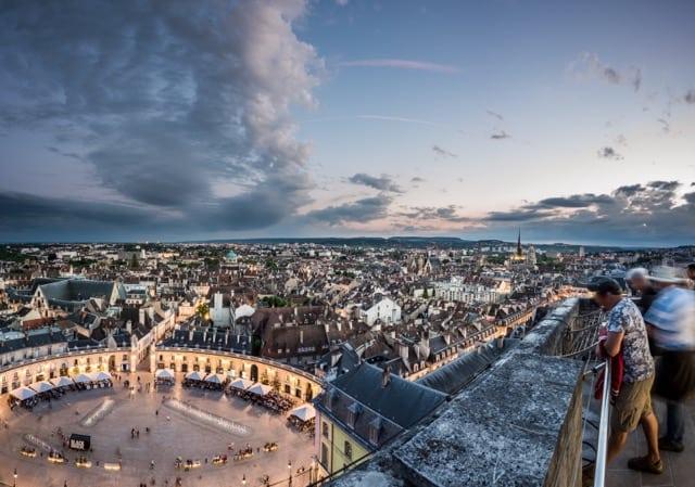 Le Grand Dijon devient une métropole