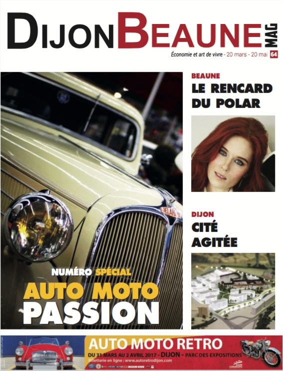 À fond la caisse avec Dijon-Beaune Mag spécial «Auto moto passion» !