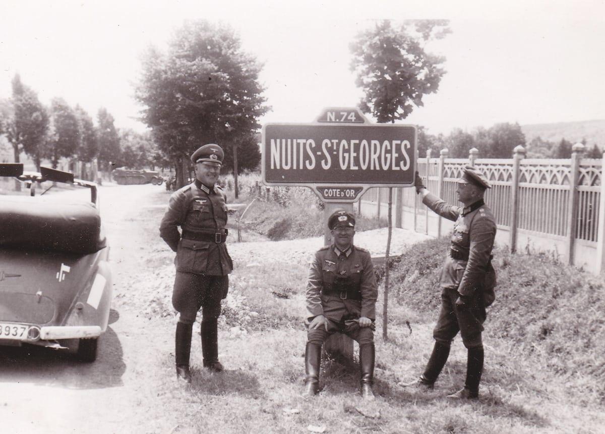 Le vin et les nazis : à lire et à entendre sans modération