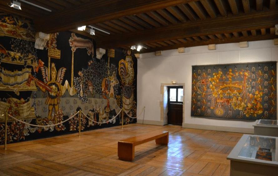 J-15 avant la réouverture du musée des Beaux-Arts de Beaune