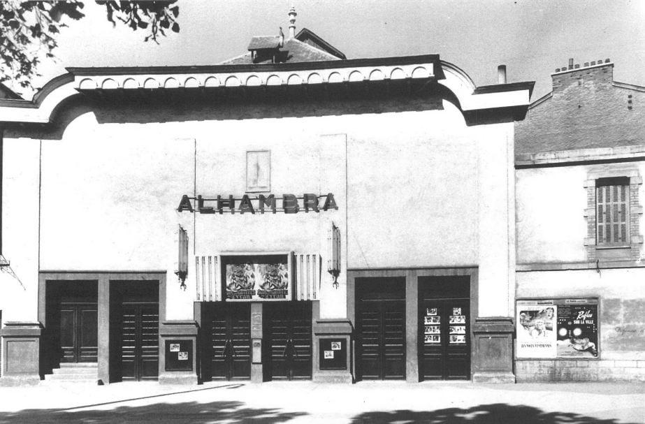 Au Bureau et «l'esprit Alhambra»