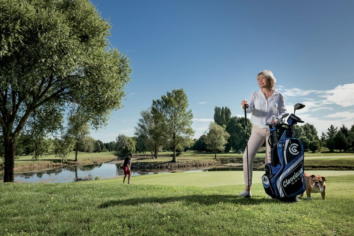 Le golf de Beaune-Levernois change de swing