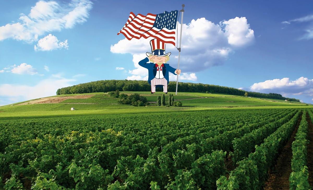 Pourquoi les Américains aiment-ils autant les vins de Bourgogne ?