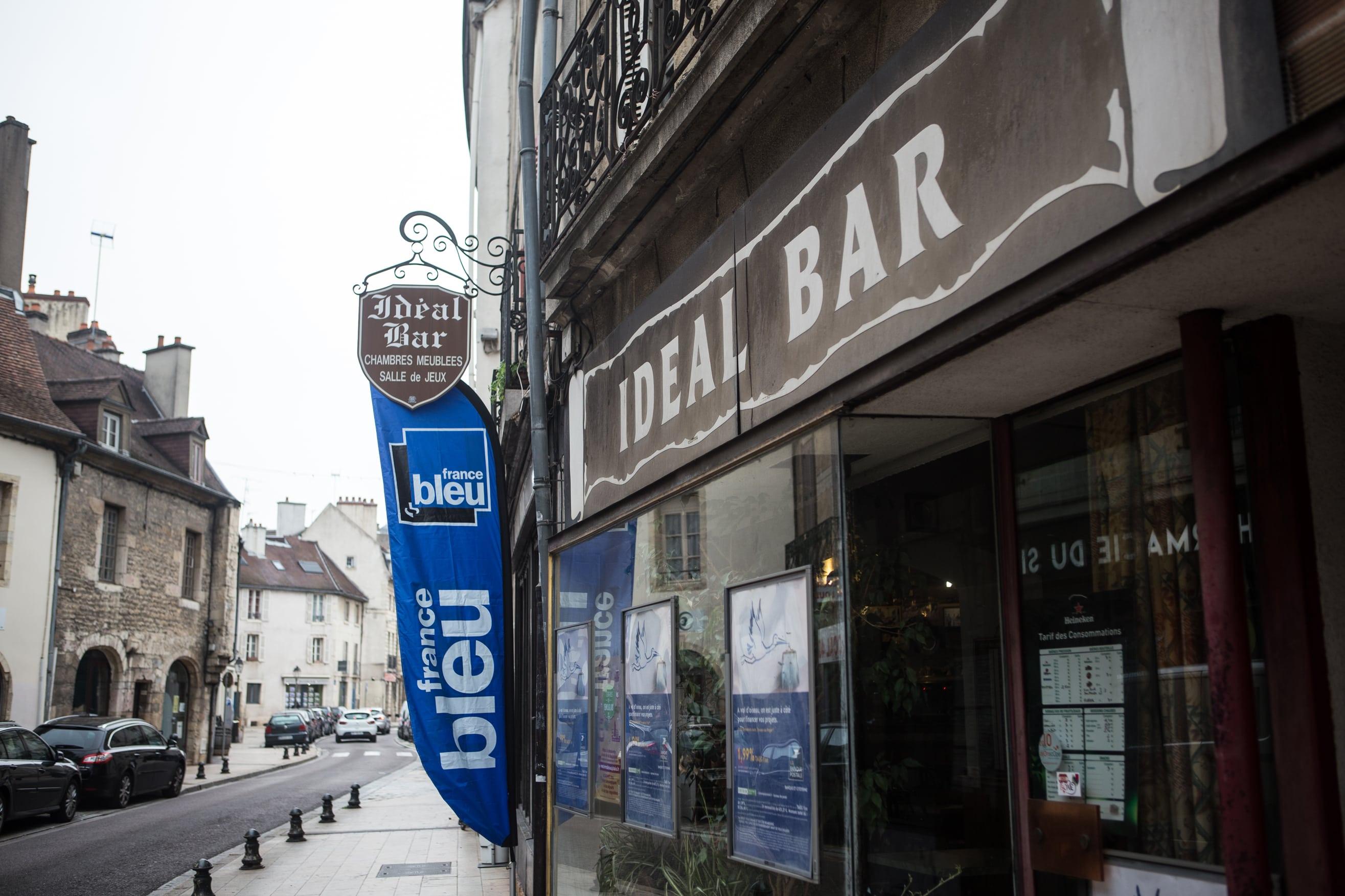Le Café des bourrus s'installe chez le Tonio, à l'Idéal Bar à Dijon