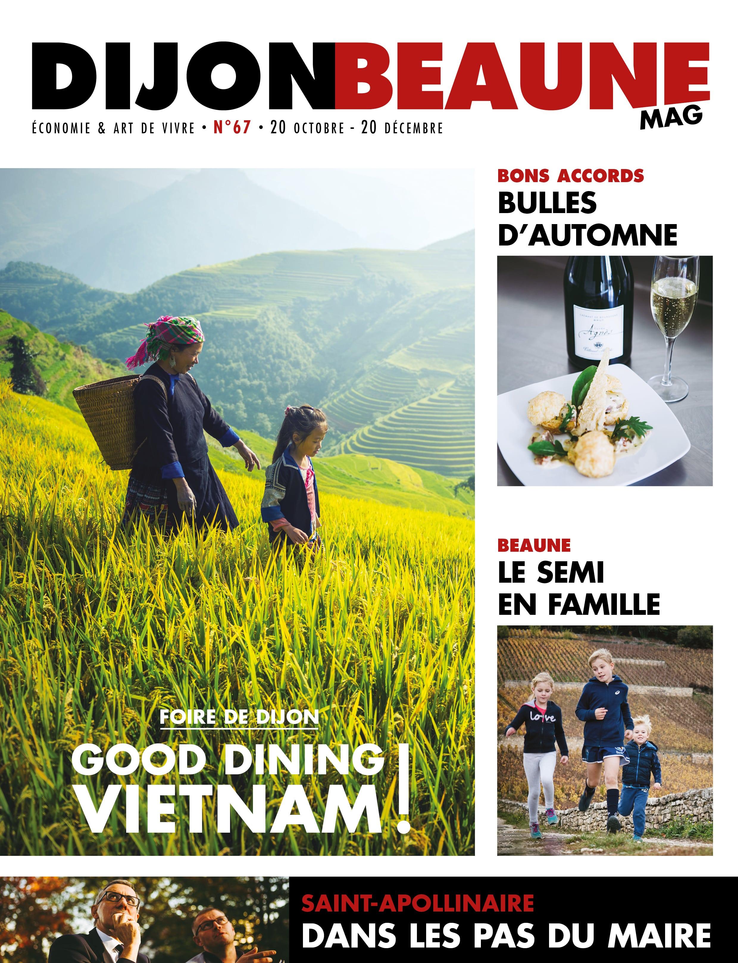 Dijon-Beaune Mag #67 entre Foire et Hospices