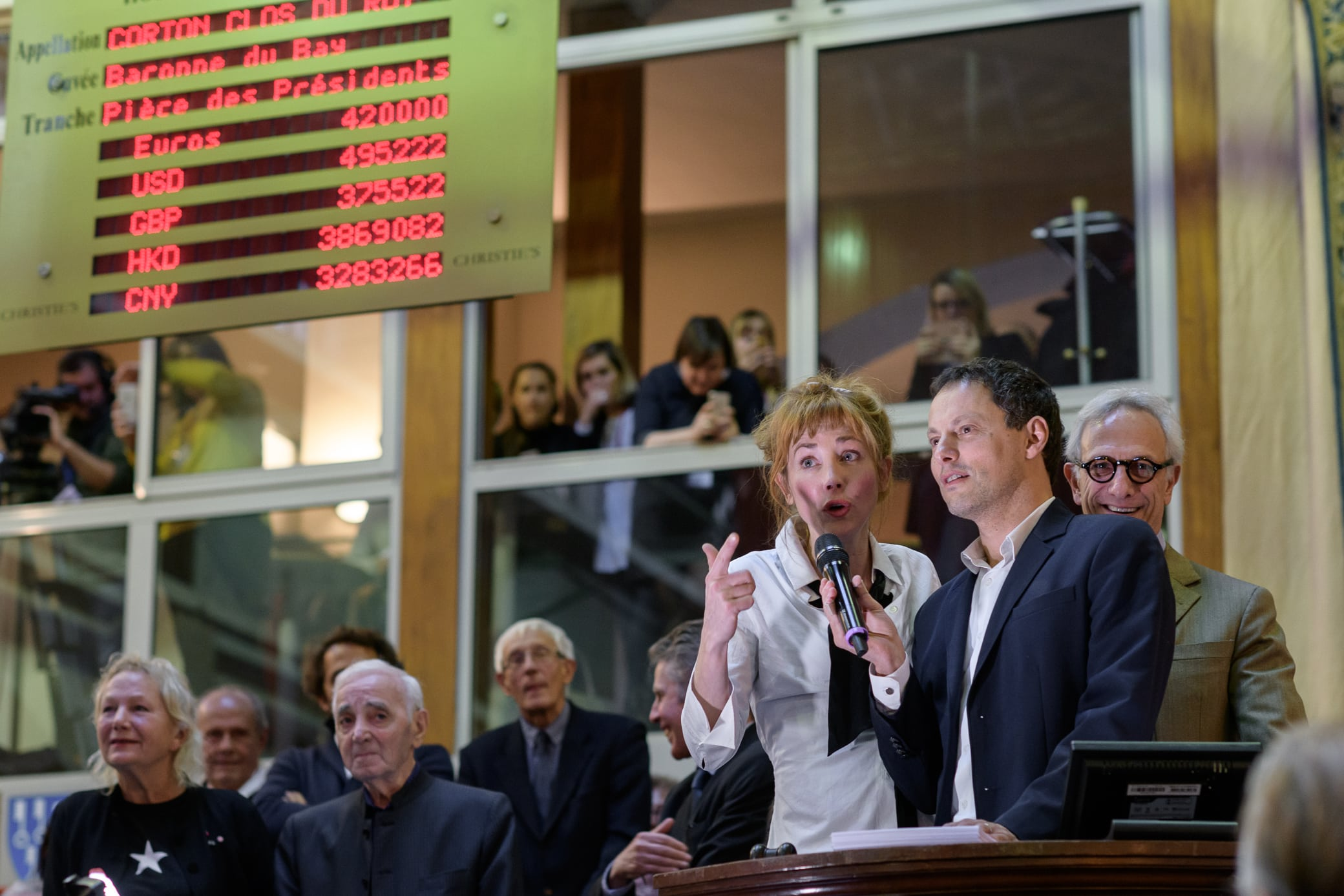 420 000 euros pour les pièces des Présidents !