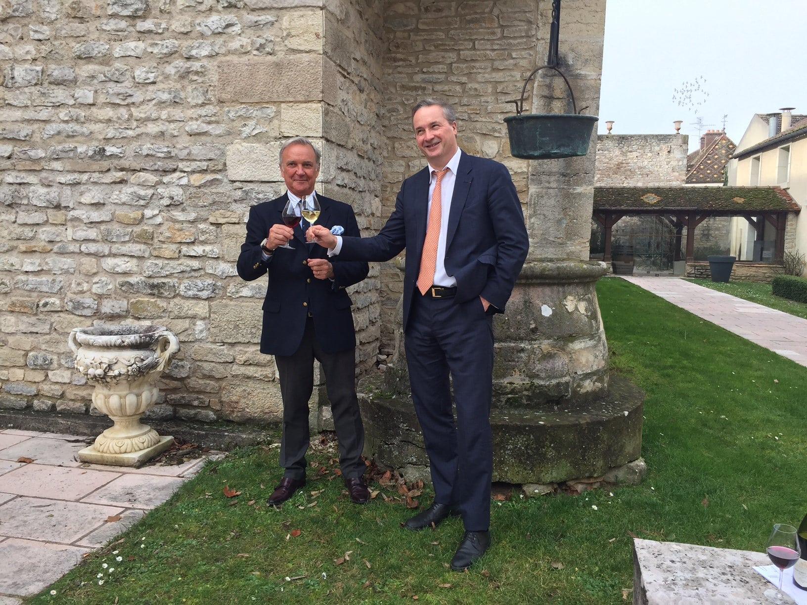 François Labet et  Louis-Fabrice Latour élus à la tête du BIVB
