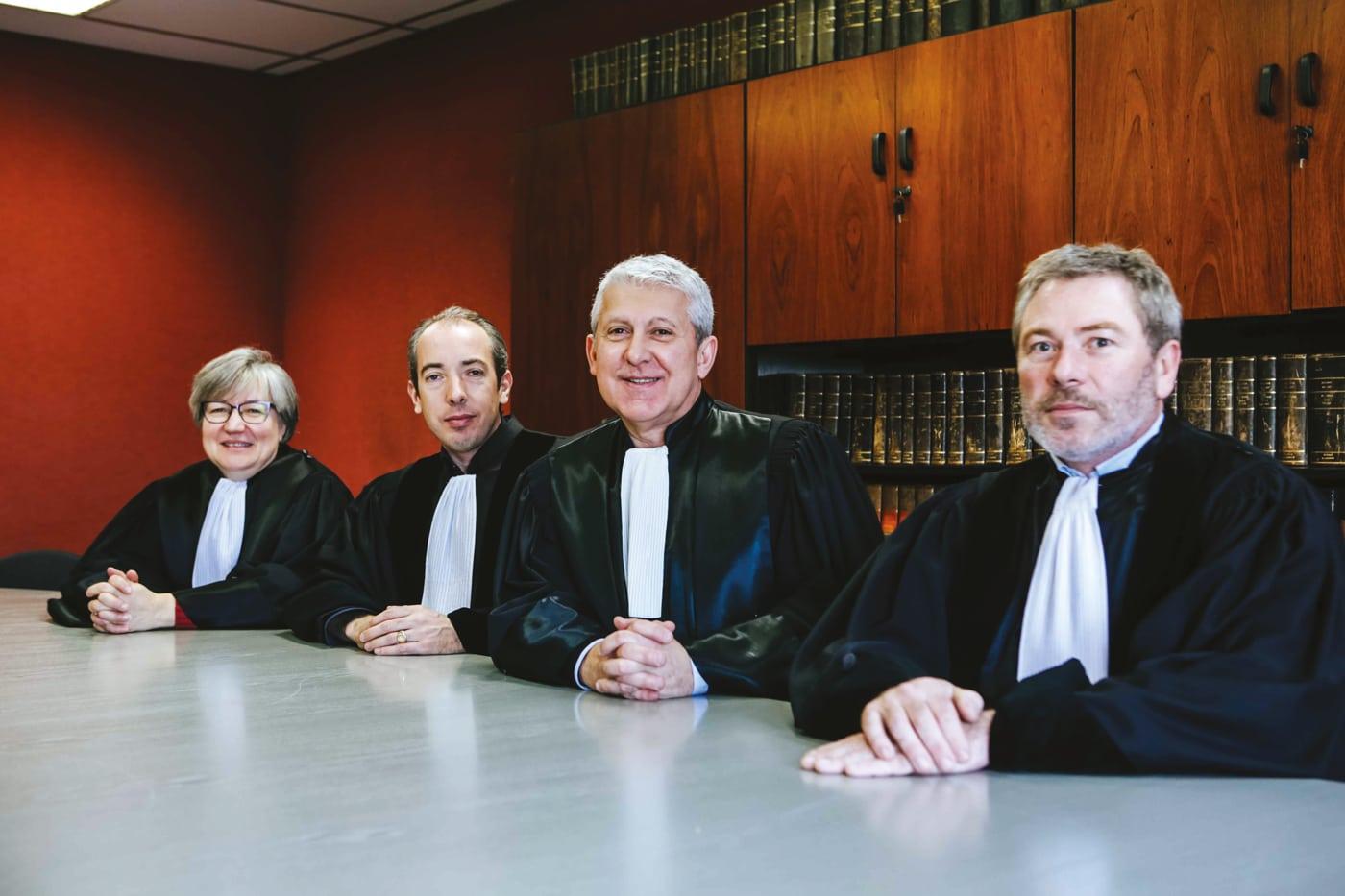 Jérôme Prince : «On voit trop le tribunal de commerce comme un lieu de reproches faits au chef d'entreprise»
