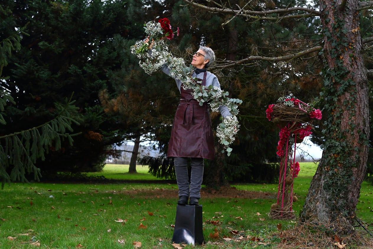 Les anciens de La Noue (1/4) : Isabelle Minini, l'esprit bourgeonnant