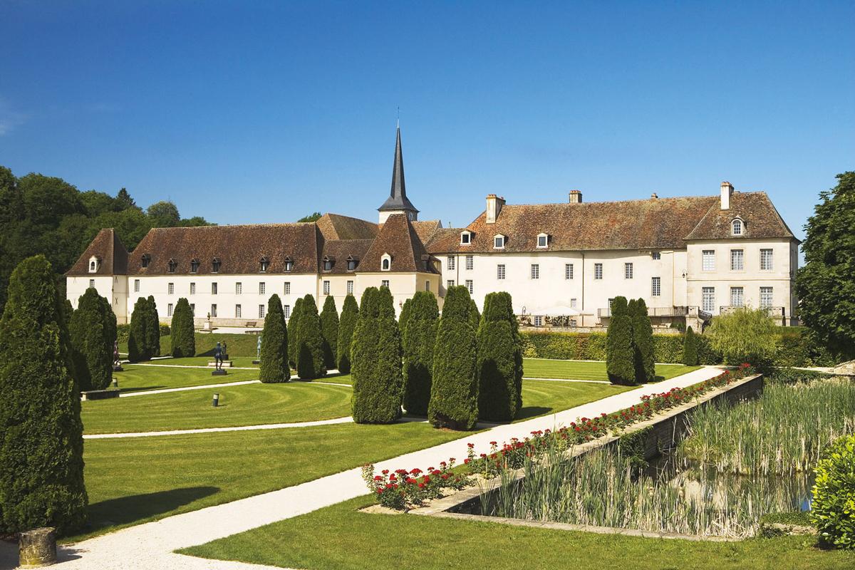 Château de Gilly : 30 ans de grandes étapes