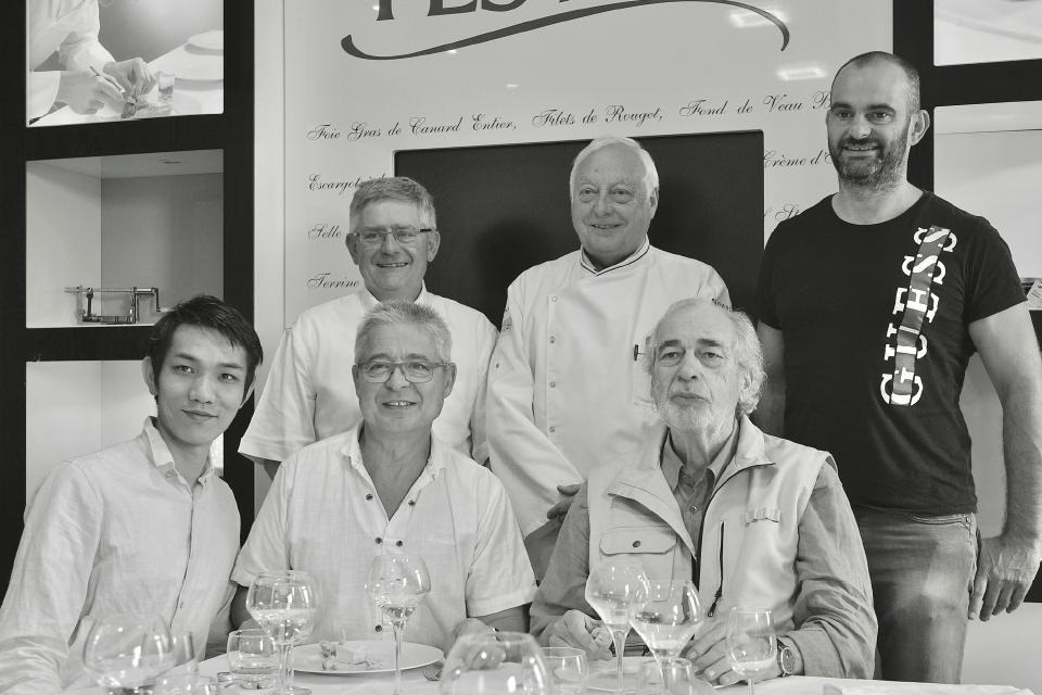 Saint-Vincent tournante 2019 : un menu plein d'étoiles pour le banquet de Vézelay