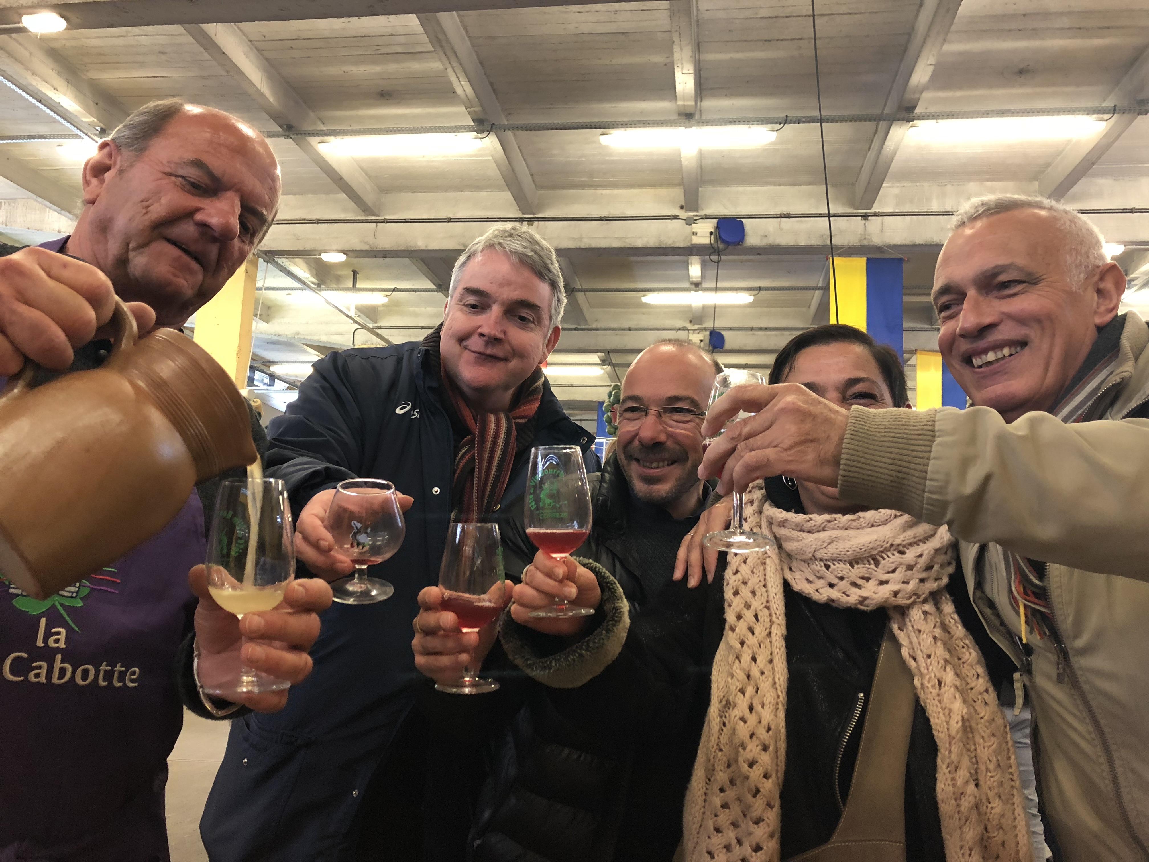 À Nuits-Saint-Georges, le bourru dans tous ses états