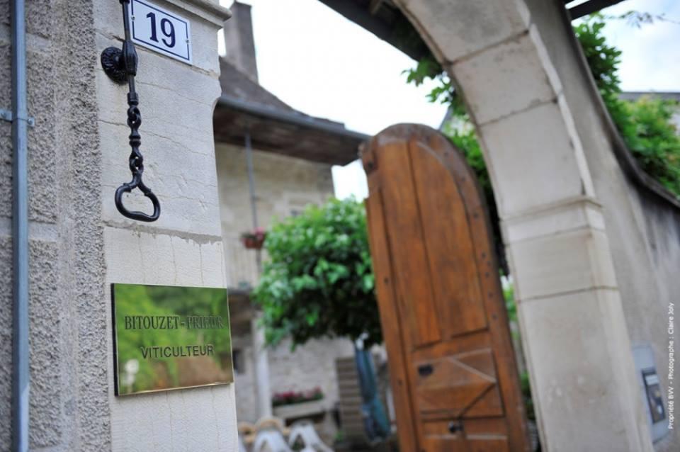 Nouvelle cuverie pour le domaine Bitouzet-Prieur (Volnay)