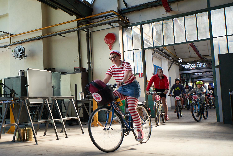 Dijon Vélotour, la fête cyclo-ludique