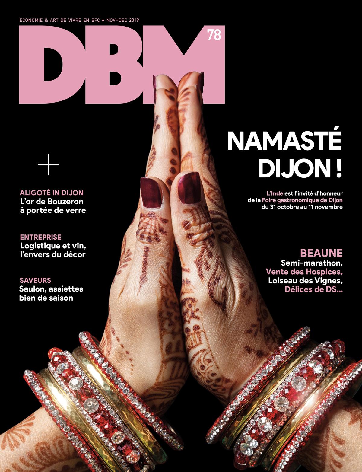DBM78 se régale à la Foire de Dijon et trinque aux Hospices de Beaune