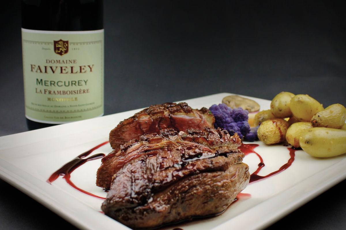 Canard et foie de veau : petits plats très réconfortants Au Clos Napoléon