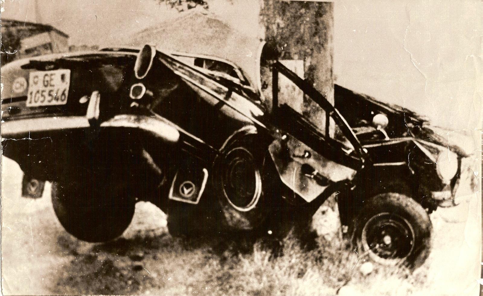 L'affaire Saint-Aubin : accident ou crime d'État ?