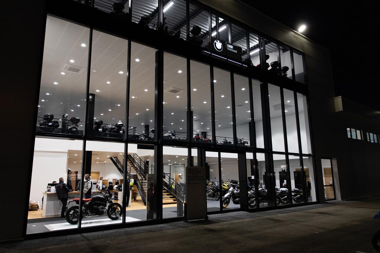 Dans les coulisses de la famille BMW Motorrad