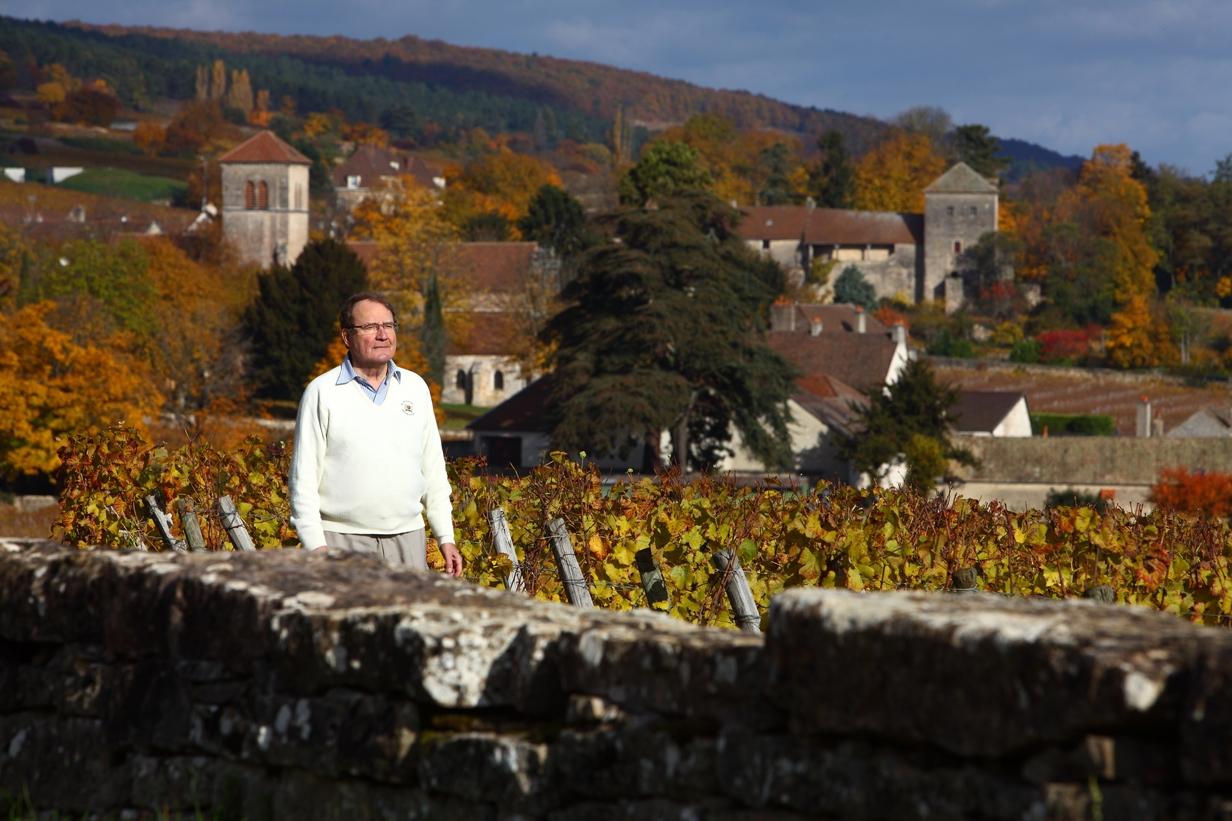 Jean-François Bazin, l'homme sans qui la Bourgogne ne sera plus vraiment la même