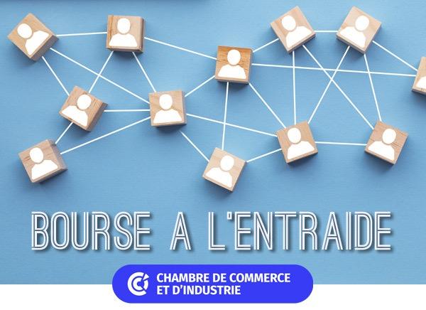 Les CCI de Bourgogne-Franche-Comté lancent une bourse à l'entraide pour les entreprises