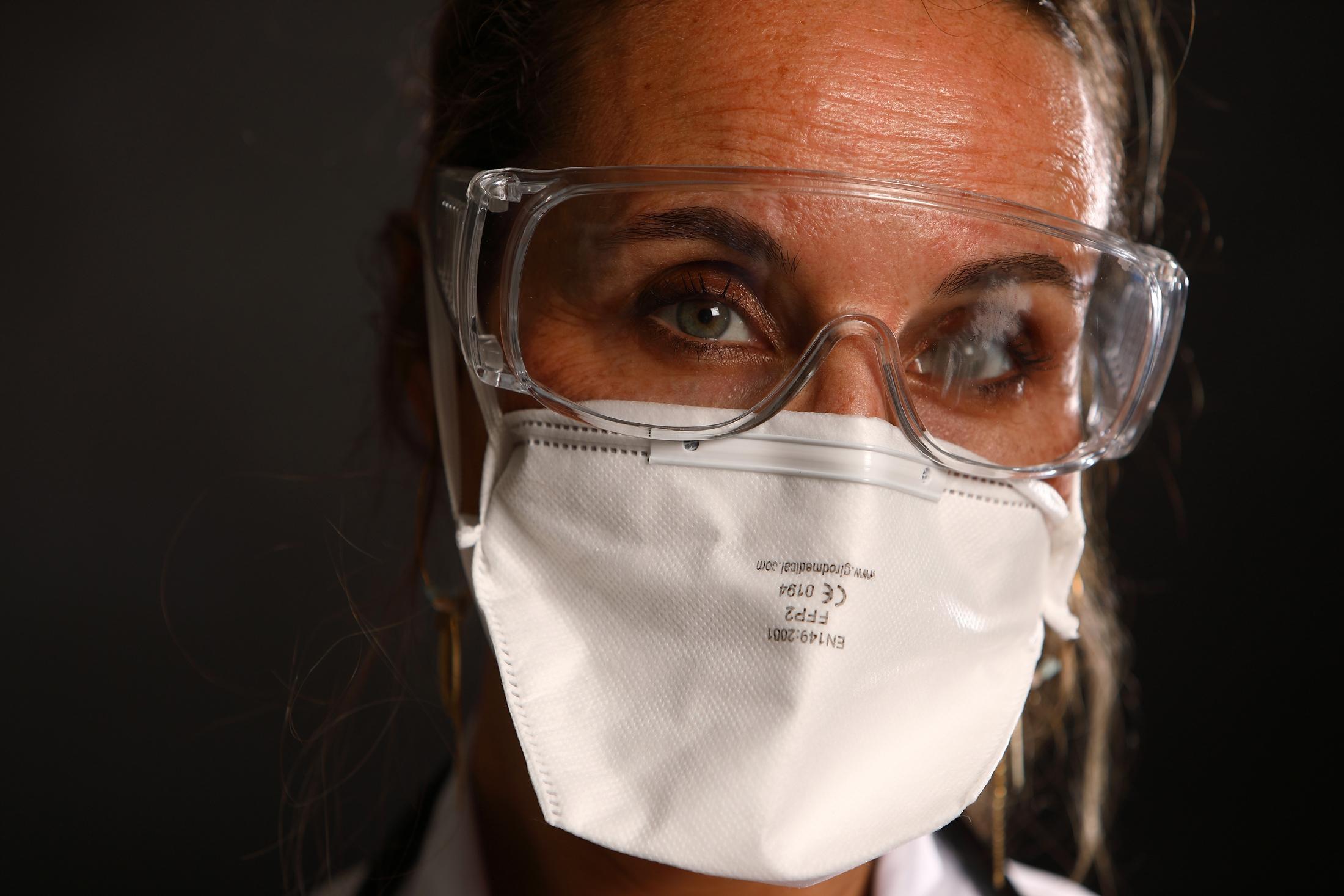 Héros ordinaires #1 – Dr Carole Descharmes : « J'ai eu peur pour la première fois de ma vie de médecin »
