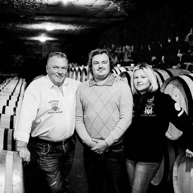 La vigne continue #1 : domaine Geantet-Pansiot à Gevrey-Chambertin