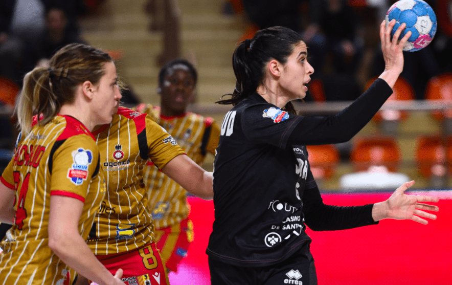 Joanna Lathoud, capitaine de la JDA Handball : « La fin d'une ère que l'on vit bizarrement »