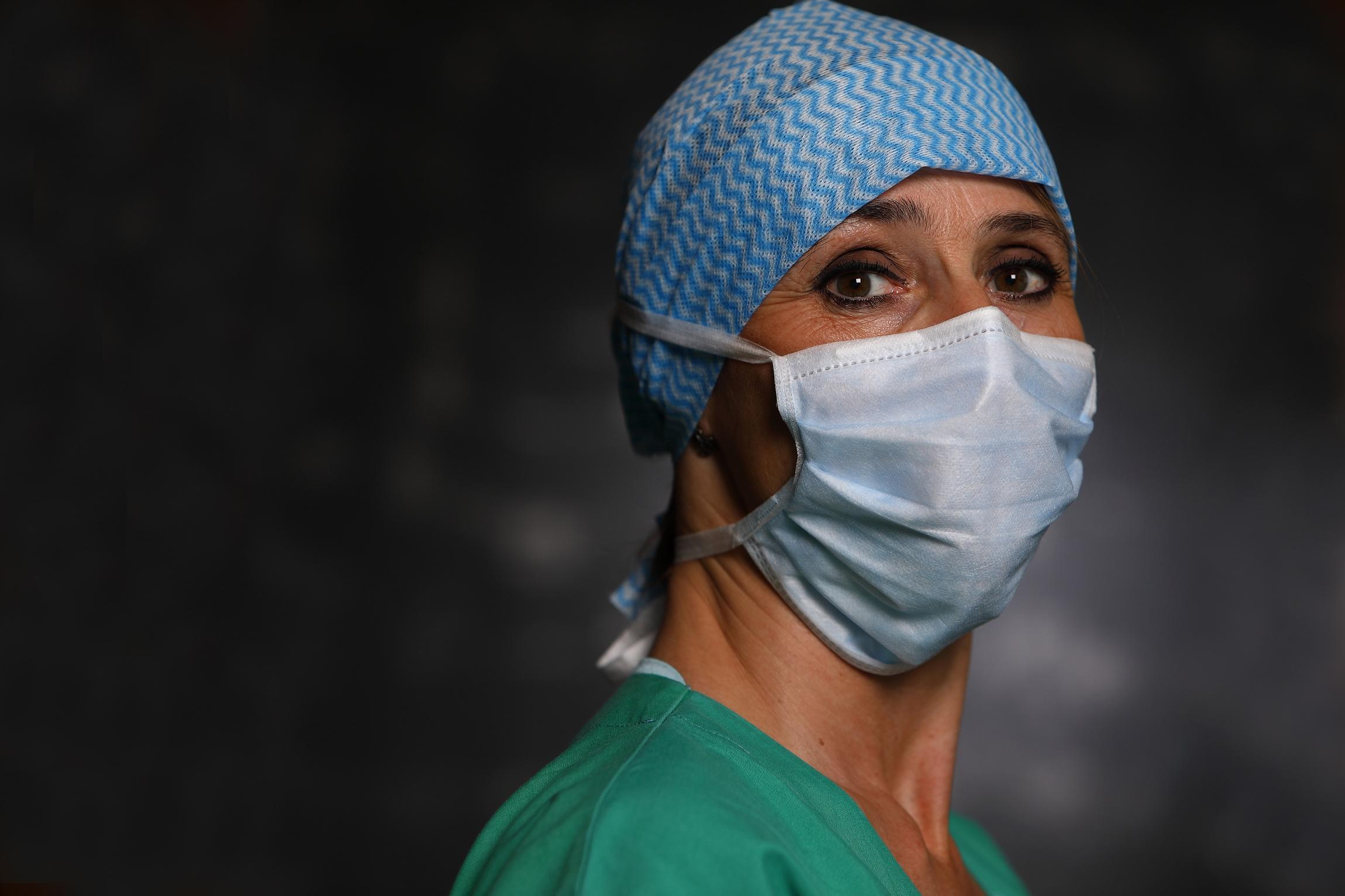 Héros ordinaires #7 – Frédérique, infirmière de bloc et volontaire en réanimation