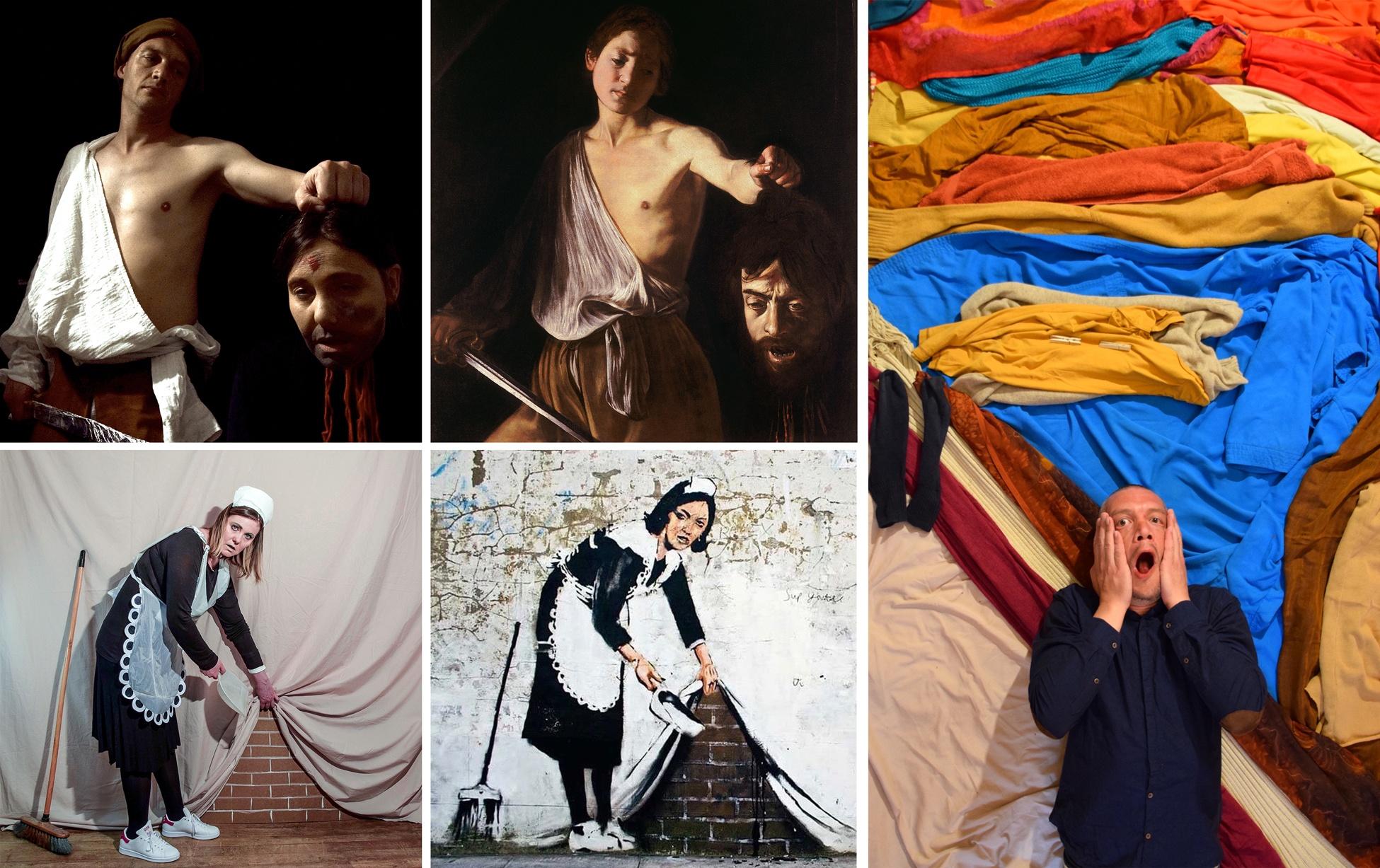 #GettyMuseumChallenge : Bertrand et Francesca, ou l'art de vivre en tableaux à Dijon