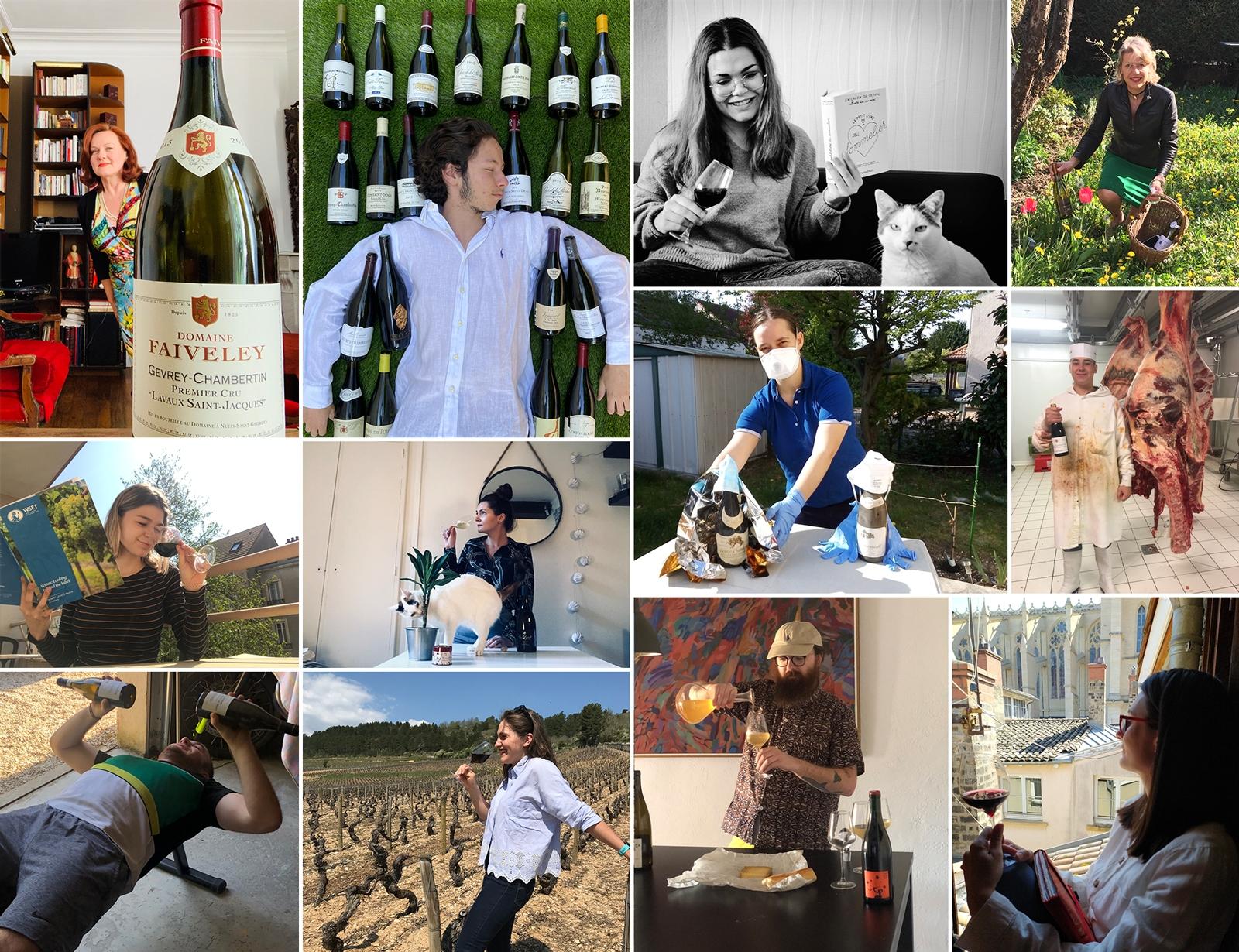 Groupe Arcades : la positive attitude des futurs pros du vin