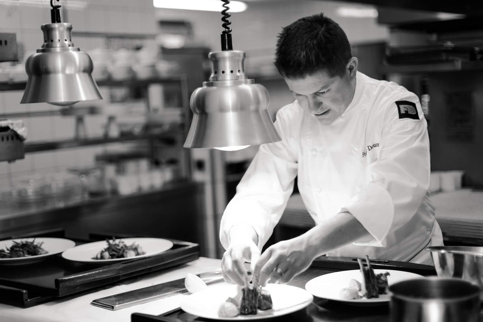 Frédéric Doucet, étoilé à Charolles : «Je n'ai pas voulu d'un restaurant fantôme»